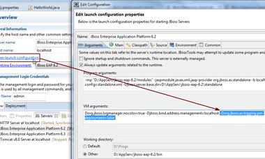 JBoss EAP6 x Standalone Mode Cluster Configuration @ MISTECH