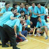 伊朗榮獲冠軍