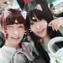 Hana&波波