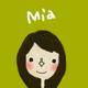 創作者 Mia 的頭像