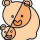 創作者 親親熊 的頭像